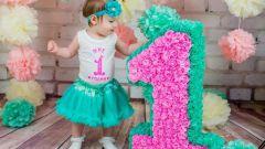 Как сделать объемные цифры на день рождения
