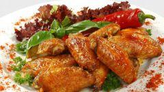 Как приготовить куриные крылышки к праздничному столу