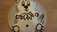 Как сделать торт «Умка – белый медвежонок»