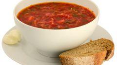 Как приготовить классический борщ: пошаговый рецепт