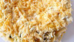 Как приготовить простой салат с курицей