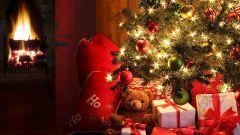 Как правильно ставить новогоднюю ёлку