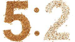Ешь и худей: диета 5:2