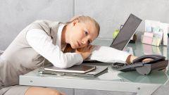 Как прогнать усталость