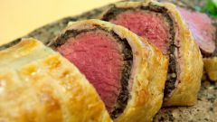 Как приготовить говядину Веллингтон