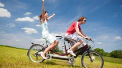 The impact of Cycling on the body