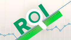 Как просто вычислить ROI (показатель окупаемости инвестиций)