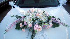 Как своими руками украсить машину на свадьбу