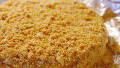 """Классический рецепт торта """"Наполеон"""""""