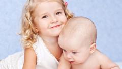 Отношения между детьми с большой разницей в возрасте