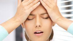 Самомассаж против головной боли