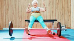 Оздоровительная гимнастика для пожилых людей