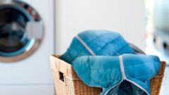 Как стирать пуховик, если мех не отстегивается