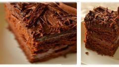 Как приготовить торт «Шоколадное волшебство»