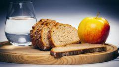 Можно ли в пост есть хлеб
