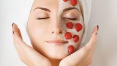 Косметические средства для ухода за кожей лица