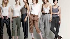 Что лучше всего надевать к классическим брюкам