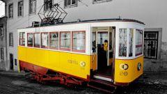 На чем передвигаться в Лиссабоне