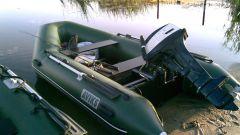 Как перевозить лодку