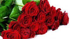 Как дарить цветы по этикету