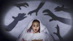 Страхи пятилетнего ребенка