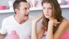 Что делать, если муж кричит на жену