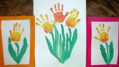 Как сделать красивую открытку маме на 8 марта своими руками
