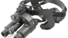 Night vision device – without him there is no night expedition