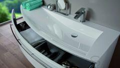 Раковина с тумбой — универсальное решение для ванной