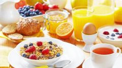 Доказано, завтрак не влияет на потерю веса