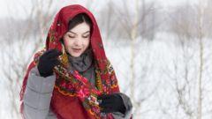 Зимний цветотип внешности