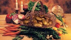Великий пост: особенности питания