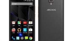 Archos презентовала новый смартфон 50d Oxygen