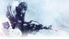 Как пережить зиму на едином дыхании. Зимний пейнтбол