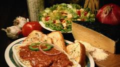 Итальянская кухня: солнце в бокале