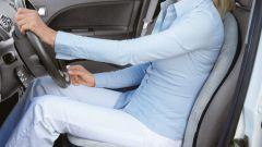 Ортопедические кресла в салоне авто