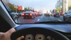 Как перестать бояться ездить в дождь на авто за рулем?