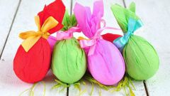 3 простых способа украсить пасхальные яйца