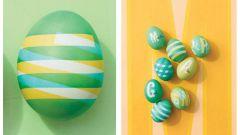 Как красиво и просто покрасить яйца с помощью готовых красителей