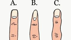 What form of toes will tell you about the nature of man