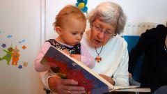 Какие книжки читать ребенку 1-2 лет