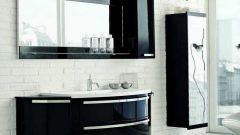 Некоторые аспекты выбора мебели для ванной комнаты