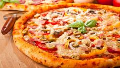 """Пицца """"Простая и Вкусная"""""""