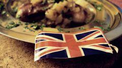 Английская кухня: просто и питательно