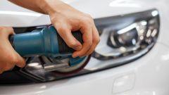 Как правильно восстановить оптику автомобиля