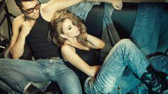 Как отбелить джинсовую ткань