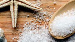 Как отличить натуральную морскую соль для ванн от подделки