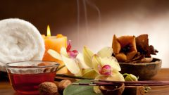 Aromatherapy. Aromatic treatment for body and soul