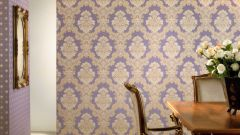 Преимущества текстильных обоев для стен