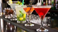 5 простых рецептов алкогольных коктейлей